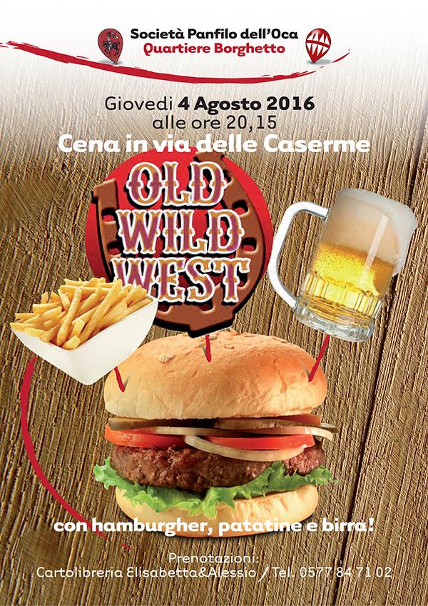 cena old wild west